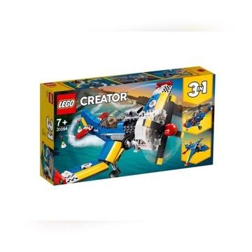 LEGO CREATOR Samolot wyścigowy 31094