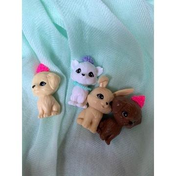 Barbie Princess Adventure pieski kotki