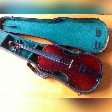 Skrzypce 4/4 starsze model Stradivarius + futerał