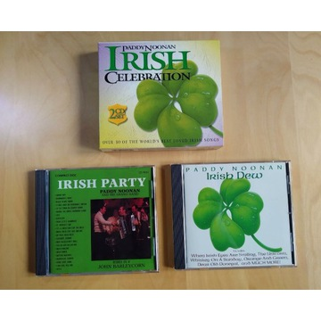 Irish Celebration - Paddy Noonan - muzyka irlandzk