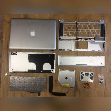 Apple MacBook Late 2008 , Części