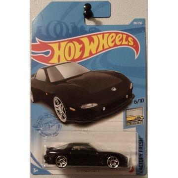 Hot wheels samochodzik, '95 MAZDA RX-7