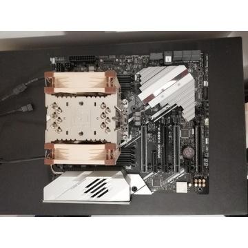 Asus Prime X399A AMD 1920x Noctua NF A9