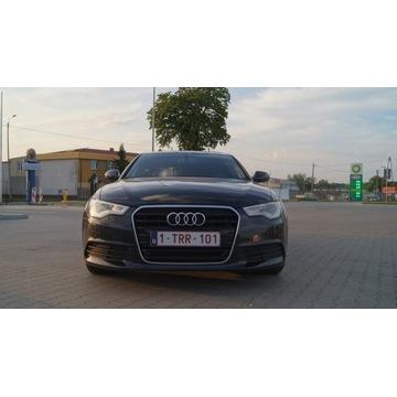 Audi A6 C7 2.0 TDI S-LINE 177KM 2012r. STAN BDB !!