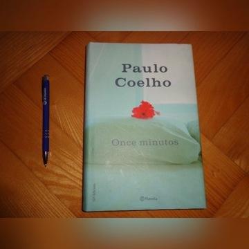 Paolo Coelho Once Minutos po hiszpańsku stan BDB