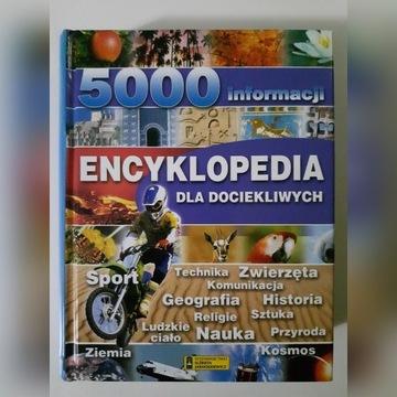 Encyklopedia dla dociekliwych - 5000 informacji