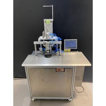 Zgrzewarka półautomatyczna produkcja masek NOWA FV