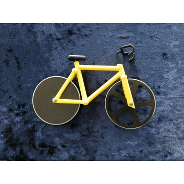 rower nóż do krojenia pizzy