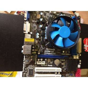 Płyta główna + i5 650 + chłodzenie