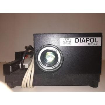 DIAPOL AUTOMAT + magazynek - rzutnik projektor