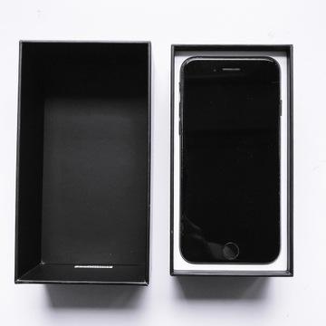 iPhone 7, Jet Black, 128GB, 81% baterii, Super