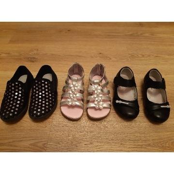 Zestaw butów rozmiar 29