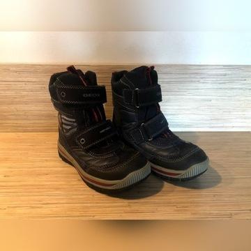 Buty Dziecięce Zimowe Geox r30