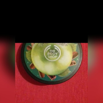 The Body Shop Spiced Apple body butter
