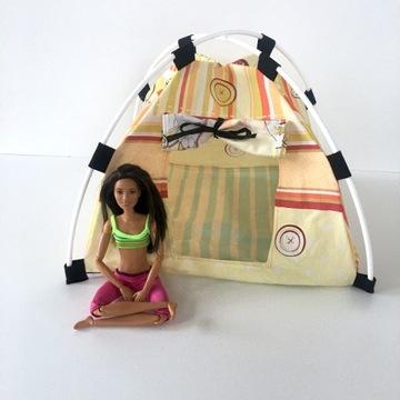 Namiot dla lalki lalek Barbie Monster High LOL OMG