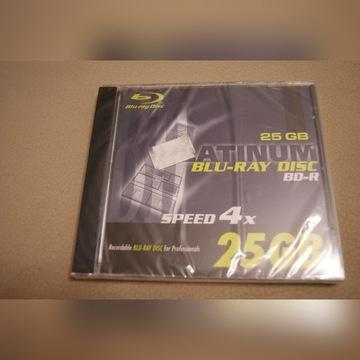 !!!WYPRZEDAŻ!!! BLU -RAY DISC PLATINIUM BD-R 25GB