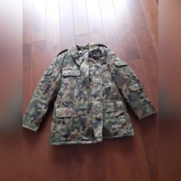 kurtka wojskowa zimowa + spodnie i bielizna