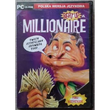 Beat up a millionaire Milionerzy PC CD-ROM