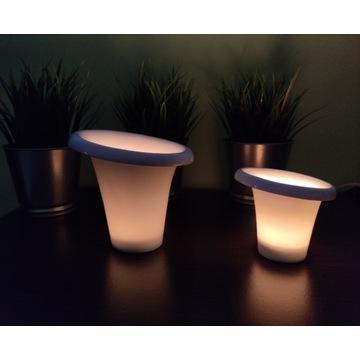 Bodo Sperlein ekskluzywne porcelanowe świeczniki