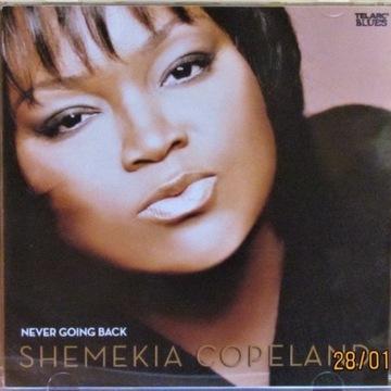 Shemekia Copeland - Never Going Back; USA CD; M