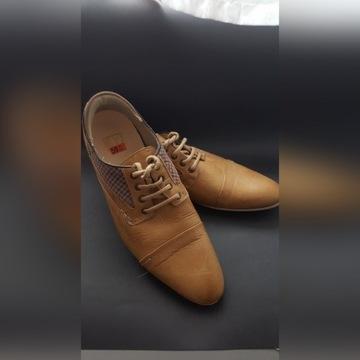 Półbuty,buty męskie rozm.45