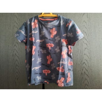 Koszulka Lupilu roz 110/116