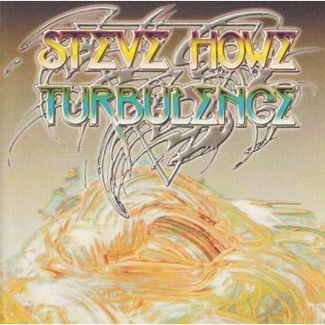 Steve Howe - Turbulence - 1991 - unikat - rarytas