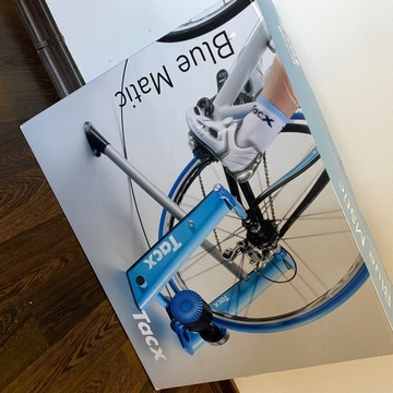 Trenażer Tacx Cycletrainer Blue Matic