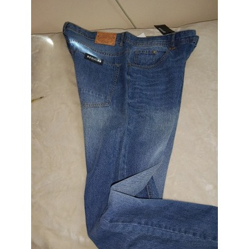 NOWE jeansy Reserved r. 38 pas 102 - jesień -