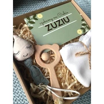 Powitalny baby box | zestaw dla noworodka