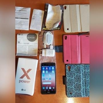 LG X-POWER, KPL, STAN BDB