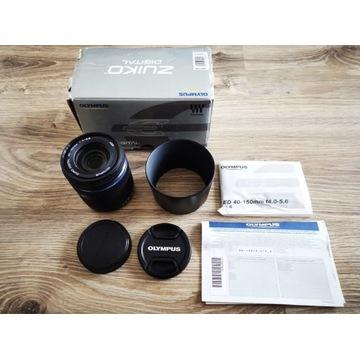 Nowy Obiektyw Olympus M.Zuiko 40-150mm f/4-5.6 4/3