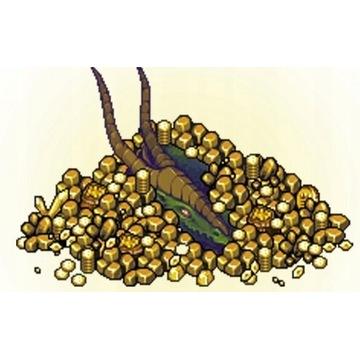 Margonem - TARHUNA - złoto - 1zł = 8.1m - PROMOCJA