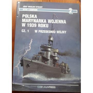 Polska Marynarka Wojenna w 1939 Dyskant