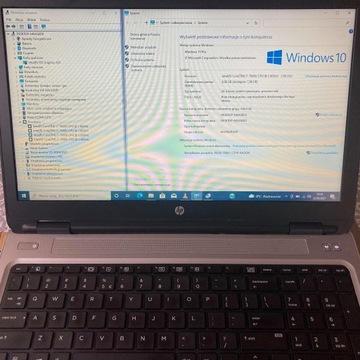 HP 650 G3 i7-7600U/8GB RAM/480GB SSD/LTE/HD