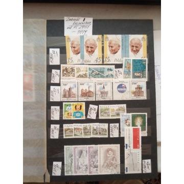 Fi 2951-3979 kas. zbiór znaczków i serii