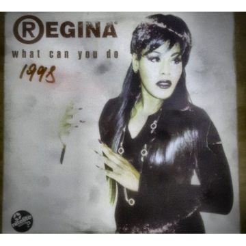 Regina - What Can I Do - maxisingle 12""