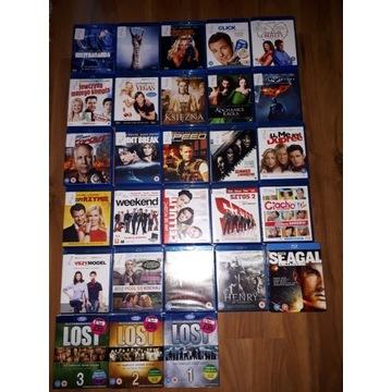 Blu Ray zestaw  promocja