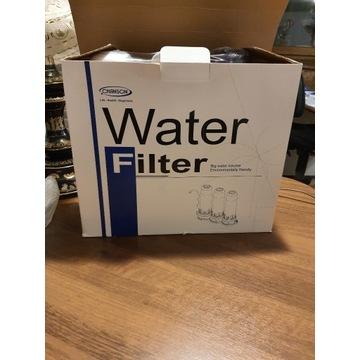 Zestaw filtrow filtr do wody chanson c3 wraz
