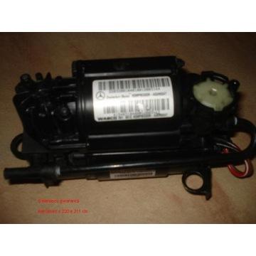 Zest Napr kompresor zawieszenia mercedes w220 w211