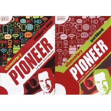 Podręcznik + ćwiczeń Pioneer Elementary A1
