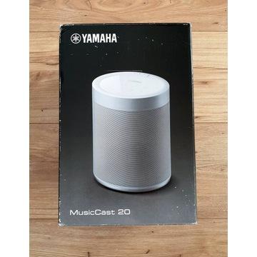 Yamaha MusicCast 20 glosnik sieciowy Biały