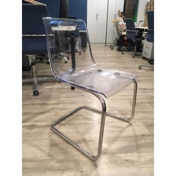 Krzeslo przezroczyste