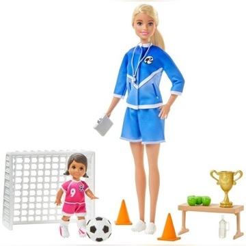 Barbie, Kariera, Trenerka piłki nożnej