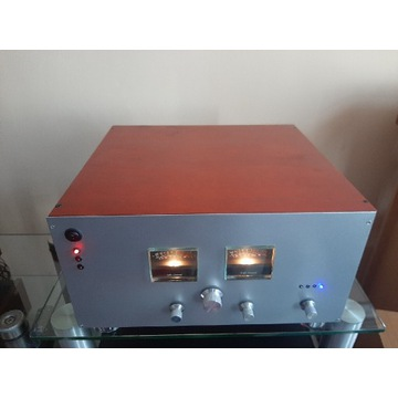 Wzmaniacz audio typu DIY