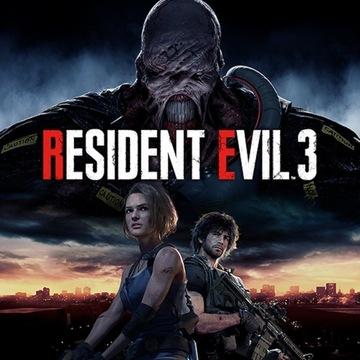 Resident Evil 3 Preorder STEAM (Cyberpunk 2077)