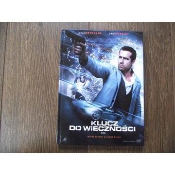 KLUCZ DO WIECZNOŚCI , film (DVD), nowy bez folii