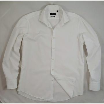 Hugo Boss - Koszula męska - 43 - L / XL - Idealna