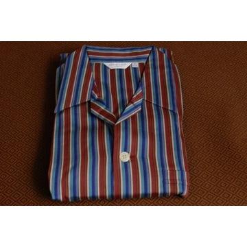 Piżama DEREK ROSE rozm XL 54 koszula spodnie ralph