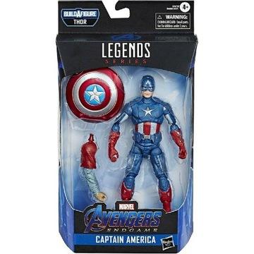 Marvel Legends Captain America figurka